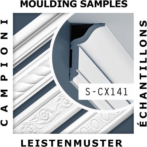 MUSTER Stückleiste Musterstück CX141 – Bild 2