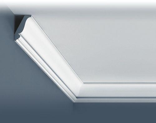 1 MUSTERSTÜCK S-CX151 Orac Decor AXXENT | MUSTER Eckleiste Zierleiste ca. 10 cm lang – Bild 3