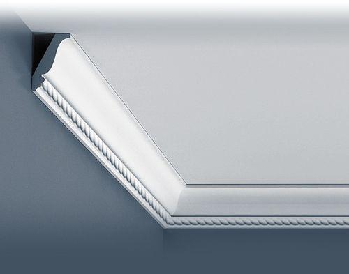 1 MUSTERSTÜCK S-CX153 Orac Decor AXXENT | MUSTER Eckleiste Zierleiste ca. 10 cm lang – Bild 3