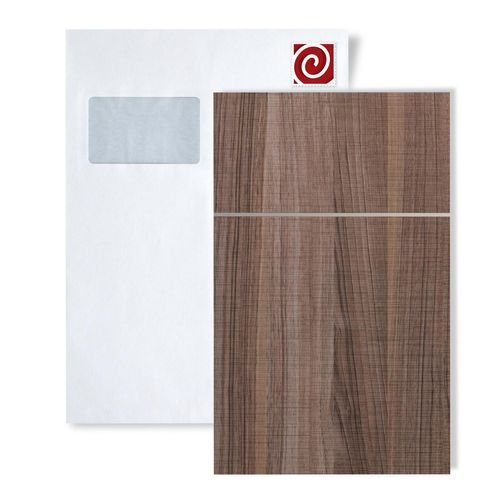 1 PIEZA DE MUESTRA S-19100-SA WallFace NUTWOOD COUNTRY 8L Wood Collection | Muestra panel decorativo en tamaño aprox DIN A4 – Imagen 1