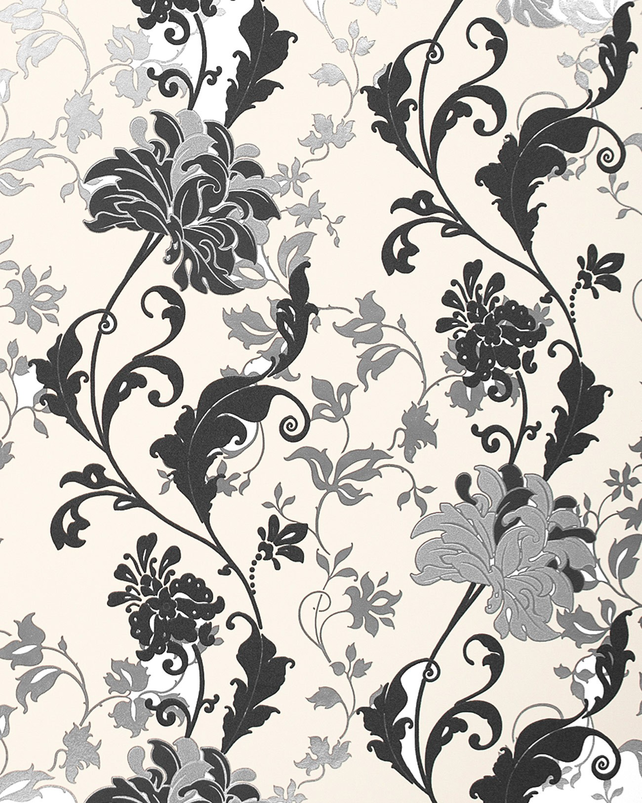 Flowers Wall Covering Luxury Design Edem 833 20 Floral Wallpaper