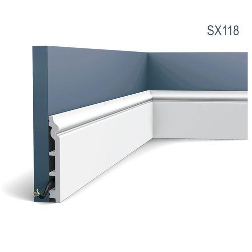 Fußleiste SX118 2m – Bild 1