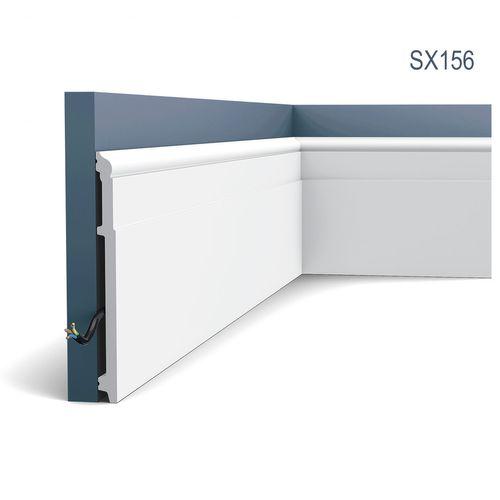 Fußleiste SX156 2m