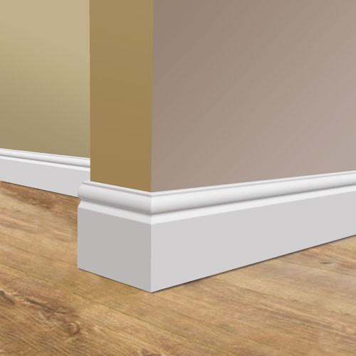 Sockelleiste Fußleiste von Orac Decor SX138 AXXENT Profilleiste Wand Boden Leiste mit Kabelschutz Funktion | 2 Meter – Bild 3