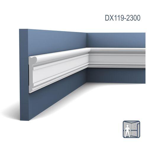 Türumrandung Stuck Orac Decor DX119-2300 LUXXUS Zierleiste Wandleiste Rahmen Dekor Element Friesleiste | 2,3 Meter – Bild 1