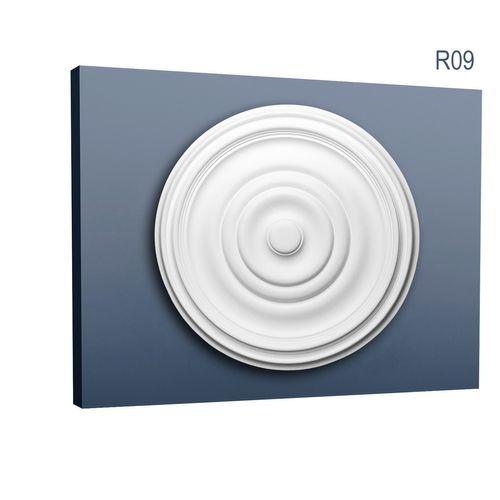 Stuckrosette R09 klassisch Durchmesser 48 cm – Bild 1