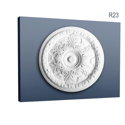 Orac Decor R23 LUXXUS Medallion Centre Ceiling Rose Rosette classic decor quality opulent size 71cm = 27 inch diameter – Bild 1