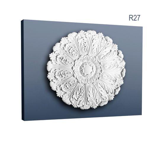 Stuckrosette R27 Akanthus-Blatt Dekor Durchmesser 75 cm – Bild 1