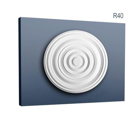 Deckenrosette R40 Durchmesser 74 cm