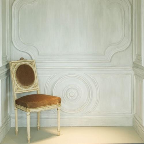 Rosace Décoration de plafond Elément de stuc Orac Decor R66 LUXXUS Elément décoratif blanc | 54,5 cm diamètre – Bild 2