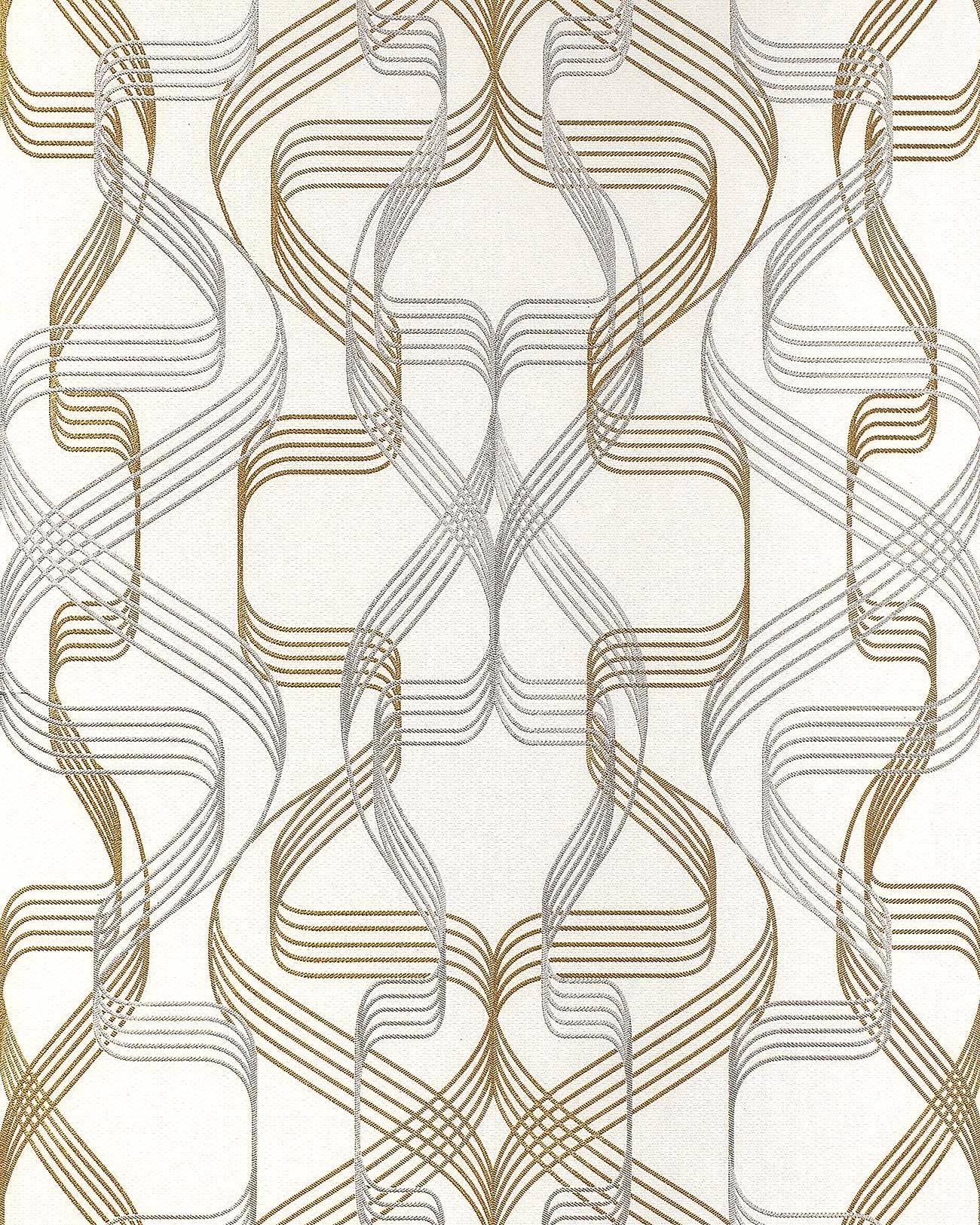Graphic Wallpaper Wall Covering Edem 507 20 Blown Vinyl