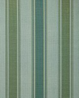 Stripes wallpaper wall covering EDEM 508-25 blown vinyl wallcovering textured fabric look and metallic highlights green pine-green pearl-gold silver 5.33 m2 (57 ft2)