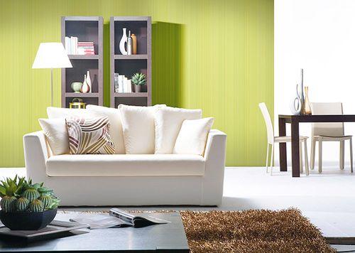 Uni kleuren behang EDEM 598-21 opgeschuimd vinylbehang gestructureerd met strepen mat geel saffraangeel bremgeel 5,33 m2 – Bild 10