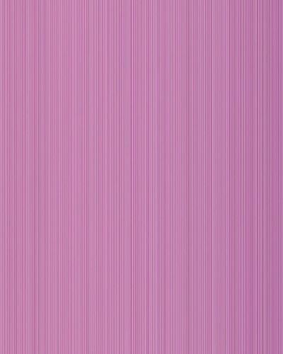 Uni kleuren behang EDEM 598-22 opgeschuimd vinylbehang gestructureerd met strepen mat lila roodlila signaalviolet 5,33 m2 – Bild 1