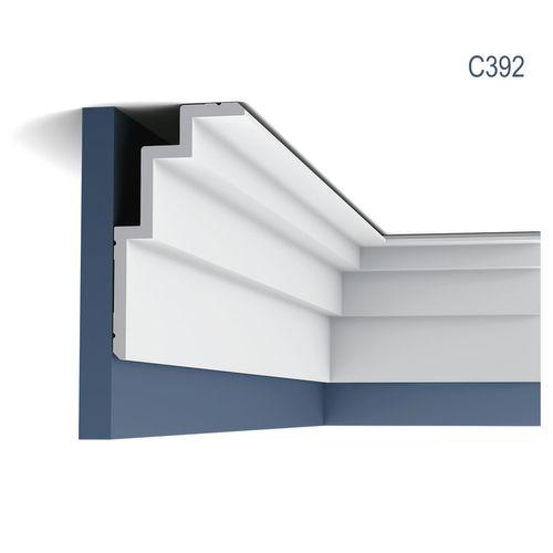 Orac Decor C392 MODERN STEPS Eckleiste Zierleiste 2 m – Bild 1