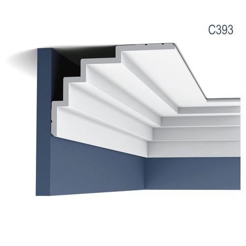 Orac Decor C393 MODERN STEPS Eckleiste Zierleiste 2 m – Bild 1