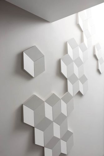 Element Decoratif Mural Of Panneaux Muraux 3d