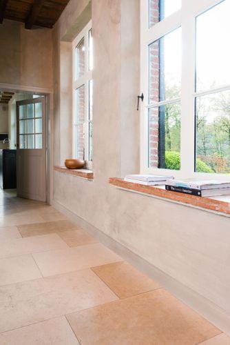 Sockelleiste Orac Decor SX171 AXXENT Abdeckleiste Zierleiste Fußleiste Modernes Design weiß 2m  – Bild 3