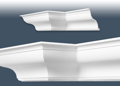1 PROEFMONSTER S-SX137 Orac Decor AXXENT | STAAL Plint Sierprofiel lengte ong. 10 cm – Bild 3