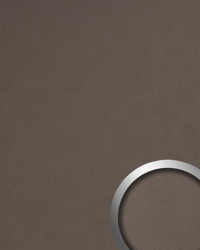 Dekorpaneel Leder Optik WallFace 19024 DOVE TALE Wandpaneel glatt in Nappaleder Optik matt selbstklebend braun grau-beige 2,6 m2 – Bild 1