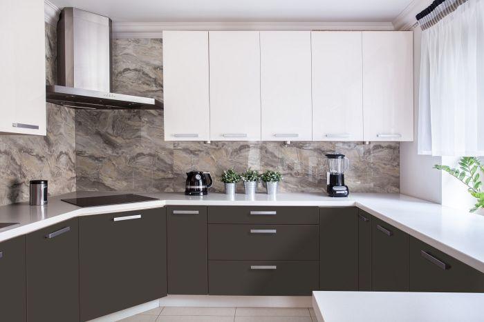 wandpaneel marmor optik wallface 19340 marble alpine wandverkleidung glatt in naturstein optik. Black Bedroom Furniture Sets. Home Design Ideas