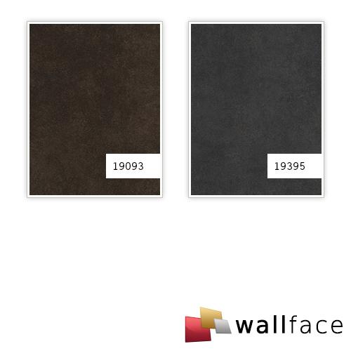 1 MUSTERSTÜCK S-19093 WallFace CERAMIC BROWN Deco Collection | Wandpaneel MUSTER in ca. DIN A4 Größe – Bild 4