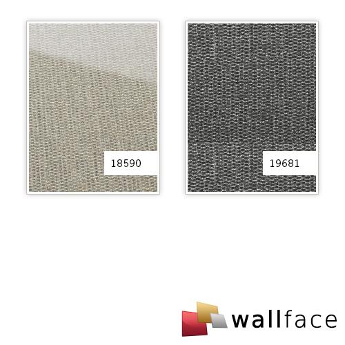 1 MUSTERSTÜCK S-19681 WallFace SAHARA SILVER AR NA Deco Collection | Dekorpaneel MUSTER in ca. DIN A4 Größe – Bild 4