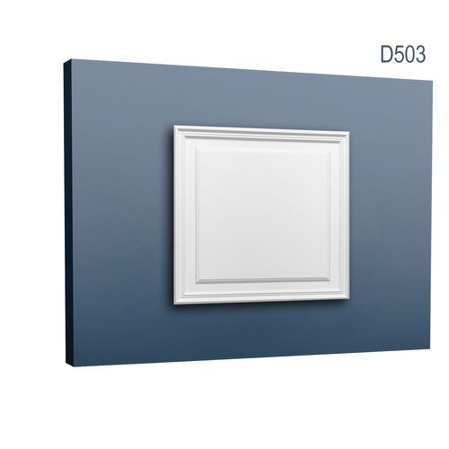 Door panel Orac Decor wall panel Decoration Element white D503 LUXXUS Ceiling Tile  – Bild 1