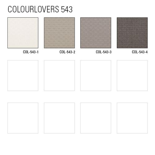 Textured wallpaper wall Atlas COL-543-2 non-woven wallcovering textured unicoloured shimmering silver 5.33 m2 (57 ft2) – Bild 4
