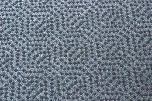 Empapelado texturado Atlas COL-543-3 papel pintado no tejido texturado unicolor efecto satinado gris gris-platino plata 5,33 m2 – Imagen 3