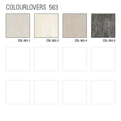 Papier peint texturé Atlas COL-563-3 papier peint intissé texturé ton-sur-ton satiné crème ivoire-clair 5,33 m2 – Bild 4