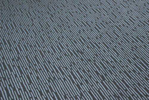 Hochwertige Ton-in-Ton Tapete Atlas COL-544-3 Vliestapete glatt unifarben schimmernd grau umbra-grau silber 5,33 m2 – Bild 3
