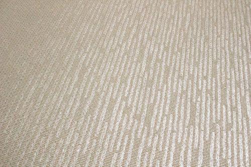 Papier peint ton-sur-ton Atlas COL-544-5 papier peint intissé lisse unicolore satiné beige bronze 5,33 m2 – Bild 2