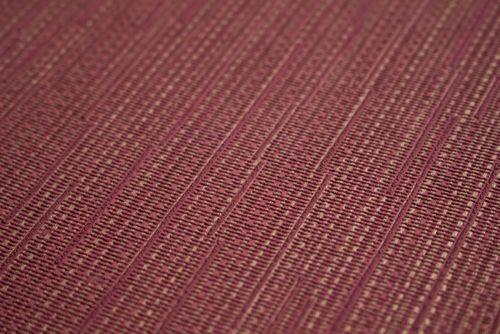 Edle Uni Tapete Atlas COL-497-7 Vliestapete glatt mit Streifen schimmernd rot braun-rot wein-rot 5,33 m2 – Bild 3
