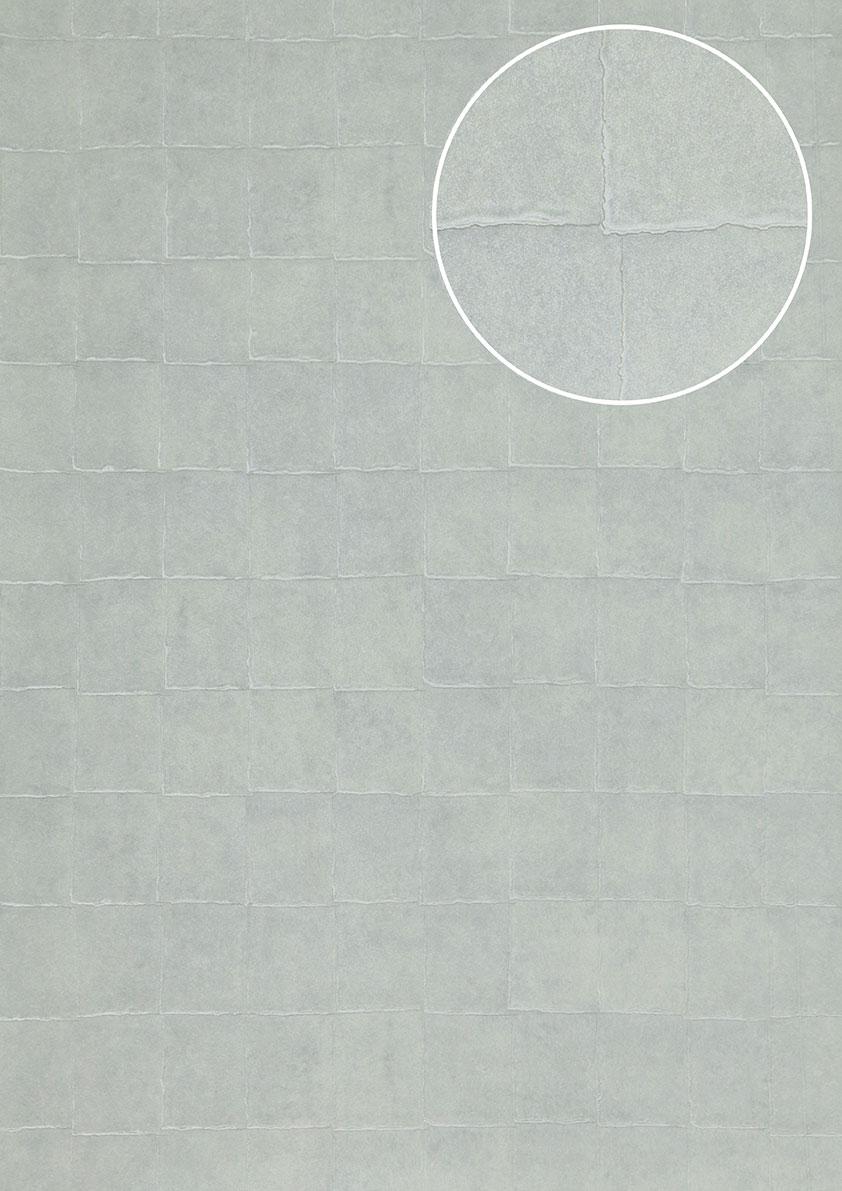 Papier peint aspect pierre carrelage atlas ins 5080 7 papier peint textur gaufr avec des - Papier peint pierre relief ...