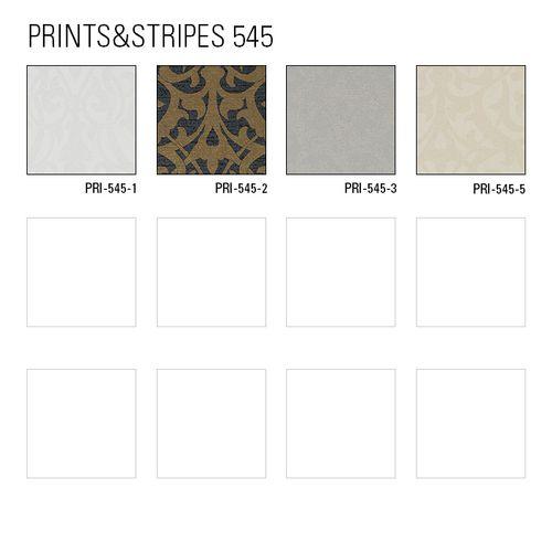 Barock Tapete Atlas PRI-545-5 Vliestapete strukturiert in Textiloptik matt beige hell-elfenbein creme-weiß 5,33 m2 – Bild 5