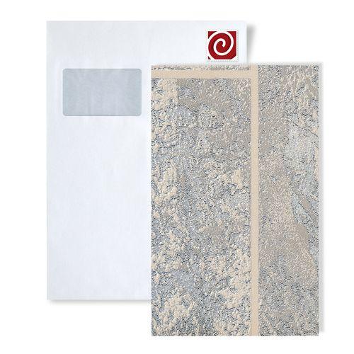 Staal behang ATLAS 5061-series | Steen tegel behang in steen look en metalen accenten – Bild 3