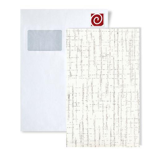 Staal behang ATLAS 5057-series | Grafisch behang met abstract patroon en metalen accenten – Bild 1