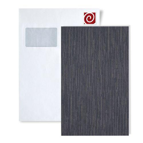 Échantillon de papier peint ATLAS 558-series | Papier peint à rayures avec une texture tangible satiné – Bild 3