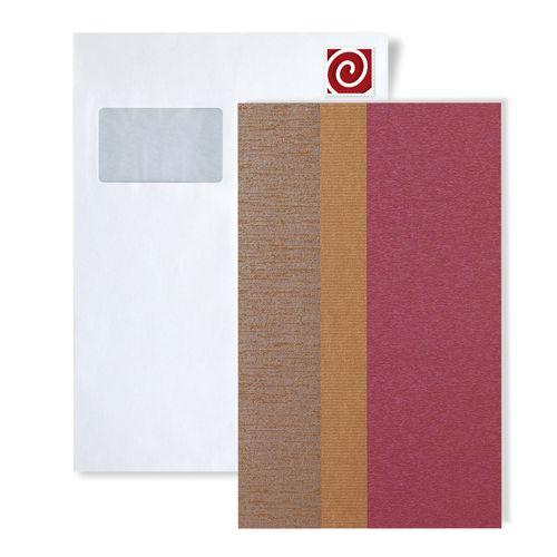 Staal behang ATLAS 546-series | Strepen behang in textiel look en metalen accenten – Bild 5