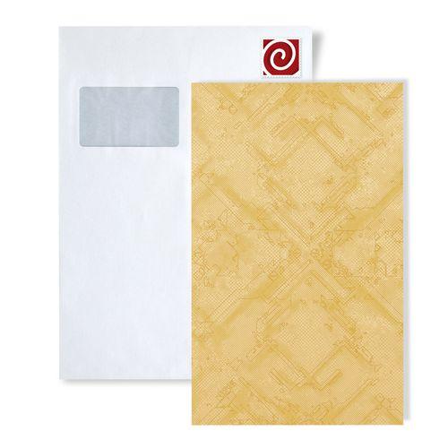 Échantillon de papier peint ATLAS 581-series | Papier peint à motifs graphiques avec un dessin abstrait satiné – Bild 6