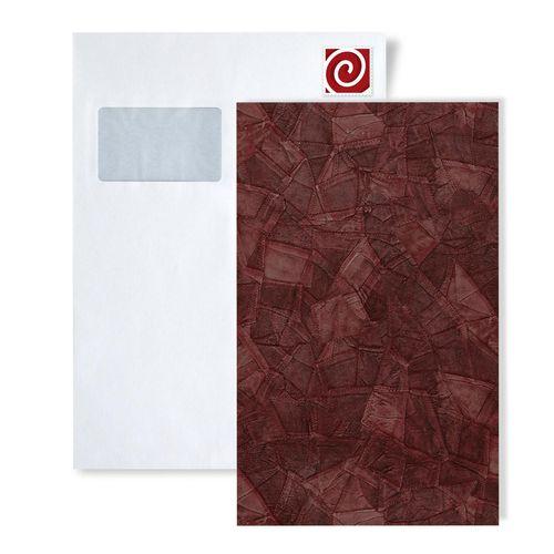 Staal behang ATLAS 5102-series | Reliëf behang in leer optiek glanzend – Bild 5