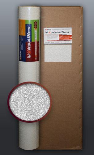 Structuur behang vliesbehang overschilderbaar EDEM 304-60 reliëfbehang wit | 4 rol 106 m2 – Bild 1