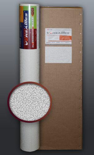 Vliesbehang overschilderbaar EDEM 307-70 behang structuurbehang reliëfbehang wit | 4 rol 106 m2 – Bild 1