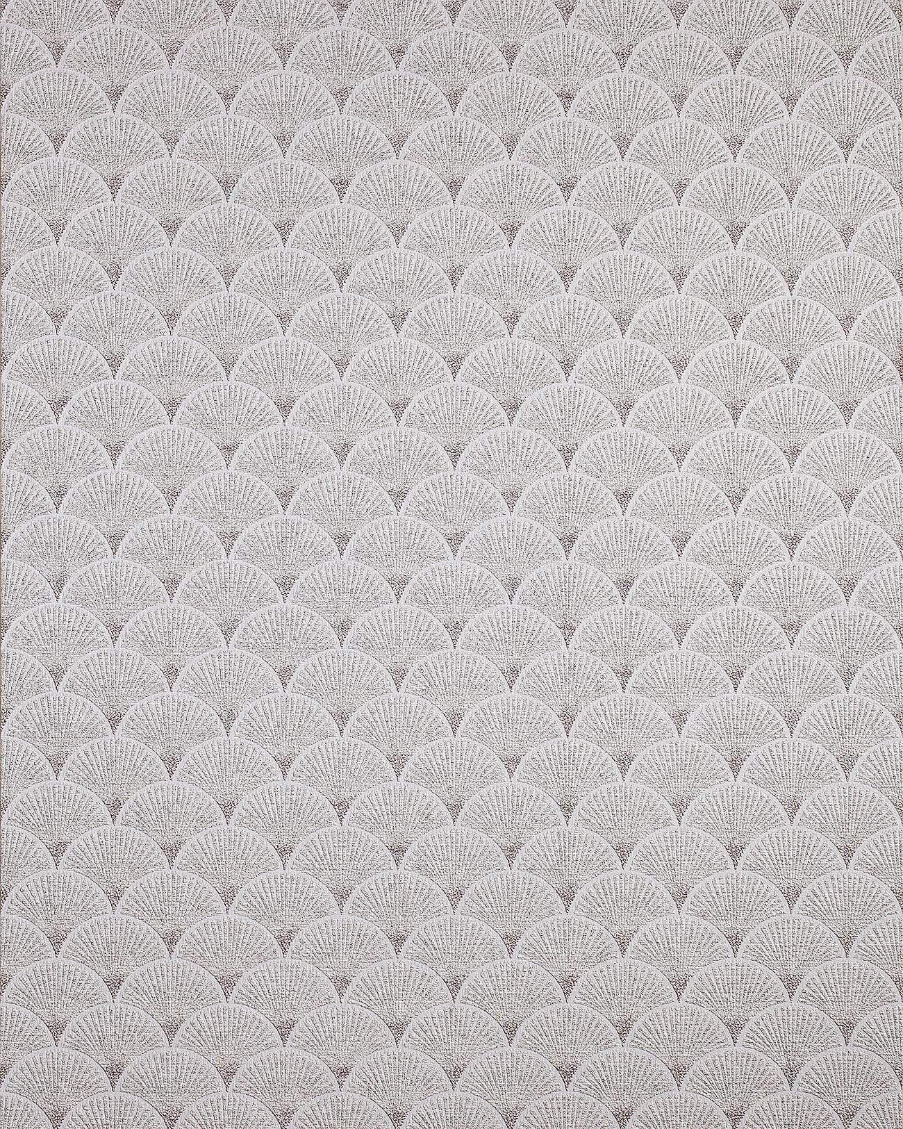 Retro tapete edem 1031 10 vinyltapete gepr gt mit for Tapete grau mit muster