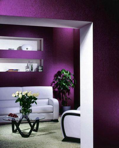 EDEM 374-60 Papel pintado blanco no tejido para pintar encima con textura decorativa de lino | 5 rollos para 132 m2 – Imagen 4