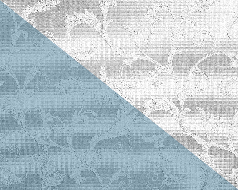edem 83012br60 florale vliestapete zum berstreichen. Black Bedroom Furniture Sets. Home Design Ideas