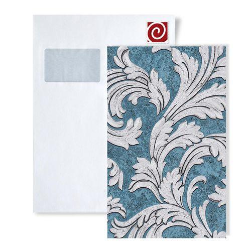 Échantillon de papier peint EDEM 1032-series | Papier peint baroque avec des ornements et des accents métalliques – Bild 3