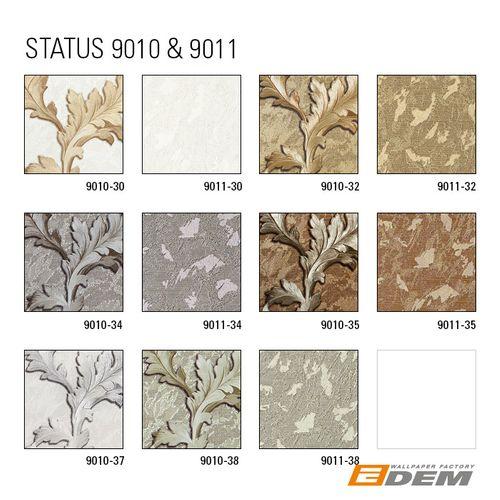 Tapeten Muster EDEM 9010-Serie | Blumen Tapete im Barock-Stil glänzend – Bild 6
