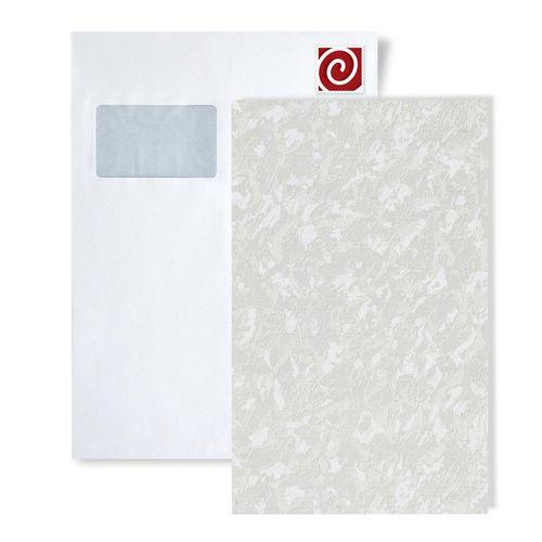 Staal behang EDEM 9011-series | Uni kleuren behang in spachtelputz look glimmend – Bild 5